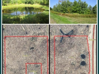 67� Acres Recreational Land, 2 Parcels - Washburn County, WI