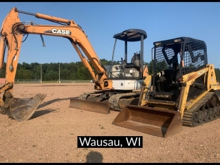 State of Wisconsin Department of Revenue Backhoe and Skid Steer
