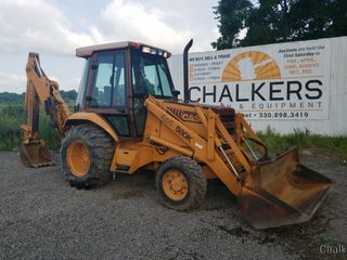 Chalkers Consignment Machinery Auction (Day 1