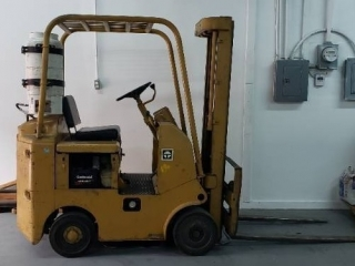 Pallet wrapping business liquidation auction