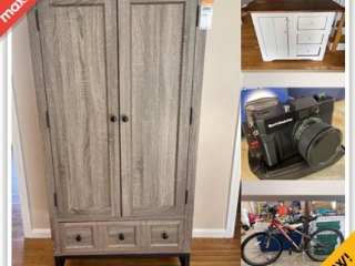 Whitinsville Moving Online Auction - HillCrest Rd