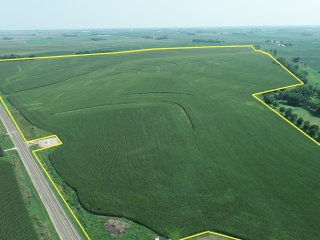NOVEMBER 18, 2021 @10:30 A.M. LIVE PUBLIC AUCTION OF 231.34 ACRES OF LOGAN TWP, SIOUX COUNTY, IA FARMLAND�THIS FARMLAND IS LOCATED JUST EAST OF THE HAWARDEN, IA