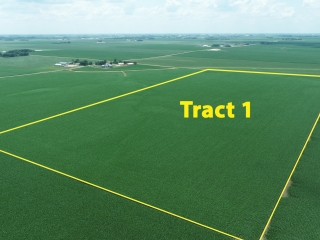 NOVEMBER 12, 2021 @ 10:30 A.M.-UPCOMING LIVE PUBLIC AUCTION OF AN EXCELLENT ACREAGE SITE & FARMLAND IN GRANT TWP, SIOUX COUNTY, IA TO BE SOLD IN 3 SEPARATE TRACTS