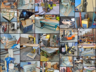 Metal Fabrication & Woodworking Equipment, Tools & More
