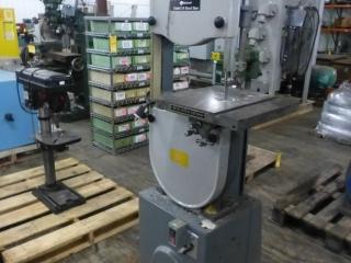 Machine Shop Equipment, Supplies, and Support Equipment