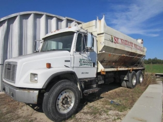 Feed Mill Equipment, Trucks and Trailers - St. Nazianz - WI