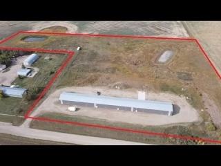 14 Acres + 15000 Sq. Ft. Building – Linden, AB