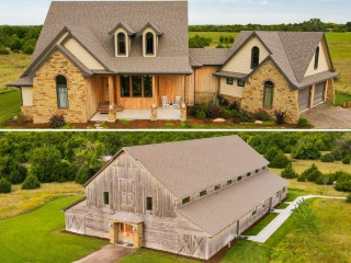 Augusta) PREMIER - Stone Hill Barn on 40 +/- Acres