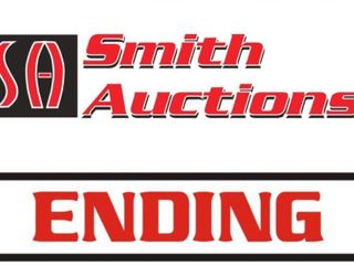 OCTOBER 26TH - ONLINE EQUIPMENT AUCTION