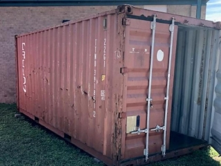 Austin Independent School District (Shipping Container) - Austin, TX