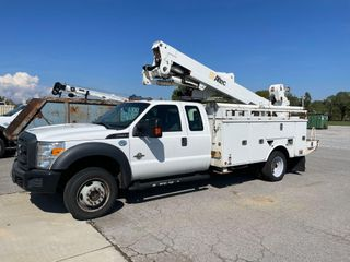 Middle Tennessee Electric Membership Company Fleet of Vehicles and Equipment For Sale