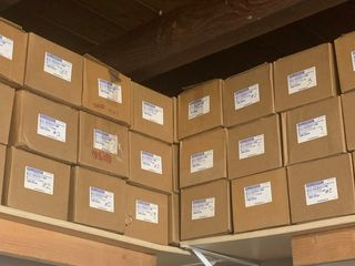 Surplus Electrical Inventory of Servo Motors, Power Supply, Gear Boxes & More