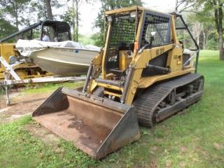 Excavating Equipment, Trucks, Boats, Fiberglass Molds, Tools, and More