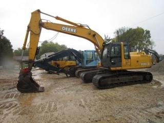 Excess Excavation Equipment