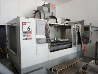 CNC Machines and Support Equipment