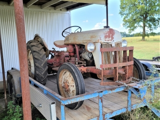 ONLINE ONLY AUCTION Swenson Estate Equipment