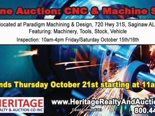 Paradigm Machining & Design - CNC and Machine Shop