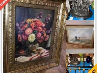 Arlington Estate Sale Online Auction - North Vermont Street