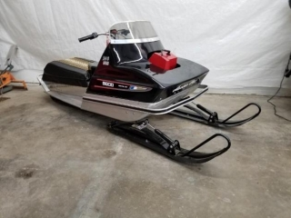 Vintage Snowmobile Auction & Classic Cars, Motorcycles, and UTV's