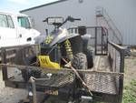 RUSH: QUAD RUNNER,  ARMY CRANE, STORAGE TRAILERS, Metal Storage Cabinet, CB RADIOS, Parts, ANTENNAS, Battery Cables, POWER, HAND, & TIRE TOOLS, Ramps, WELDING SUPPLIES, FIRE EXTINGUISHERS