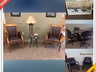 Denver Business Downsizing Online Auction - 17th Street