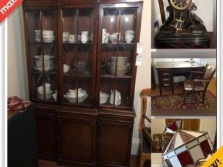 Newton Highlands Moving Online Auction - Bowdoin Street