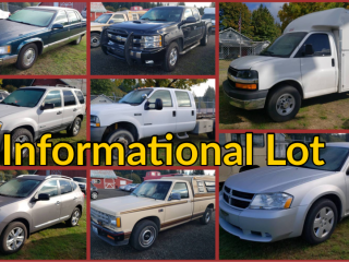 Stokes October Auto Auction