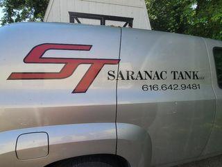 Saranac Tank