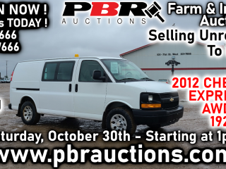 Unreserved Farm & Industrial Auction