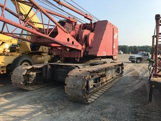 Lonoke Contractors' Auction Equipment Day