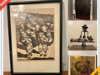 Toronto Downsizing Online Auction - Woodfield Road