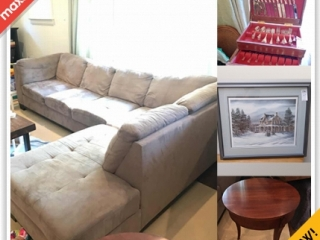 Toronto Downsizing Online Auction - Rosedale Heights Drive
