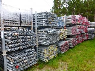 Cuplock Scaffolding - Over 1,000,000 lbs